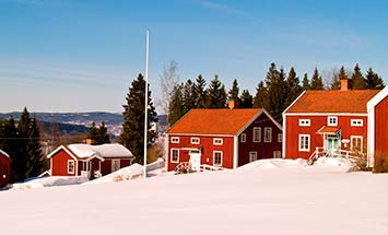 sundsvall snow