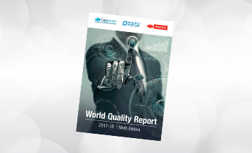 World Quality Report 2017-18